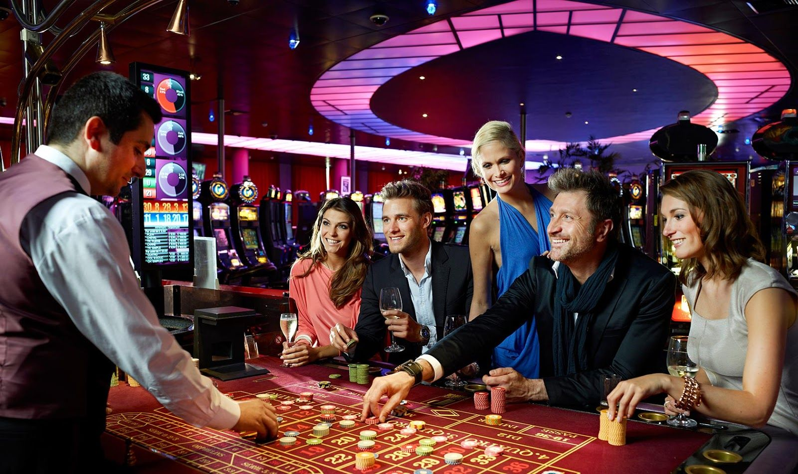 Best Live Dealer Roulette US Online Casinos