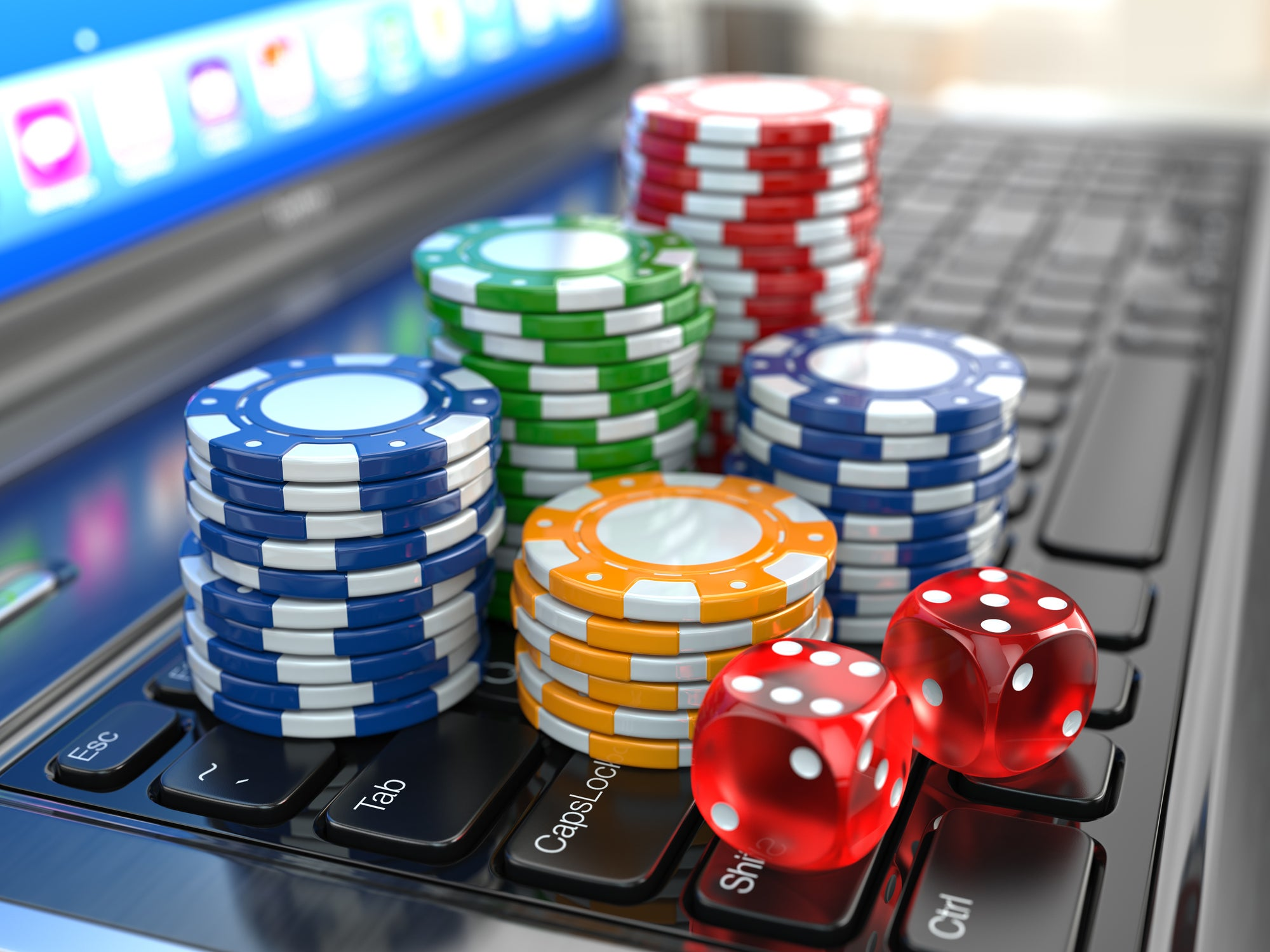 No Deposit Casino Bonus - New Online Casinos / AllBonusBets.com