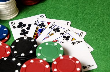 Playing Online Poker - Gambling