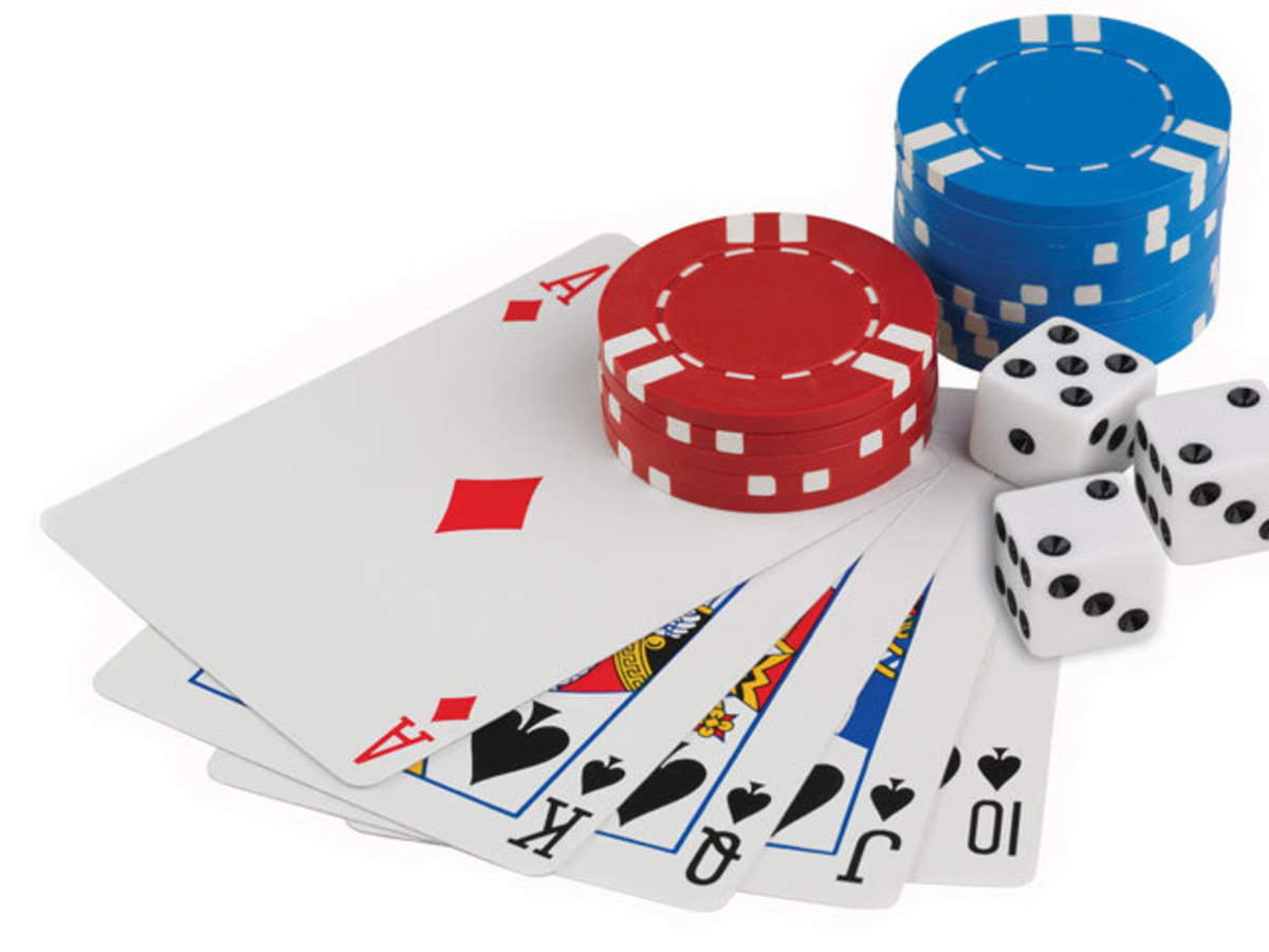 Four Methods Of Online Gambling That may Drive