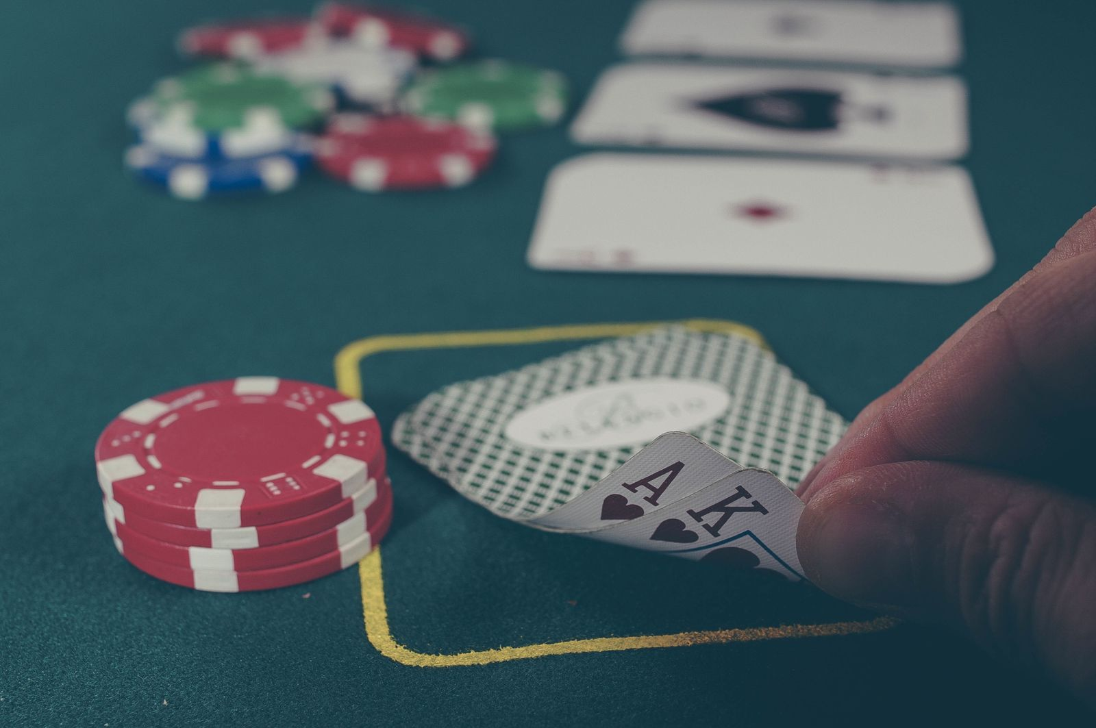Gambling - Relax, It's Play Time!