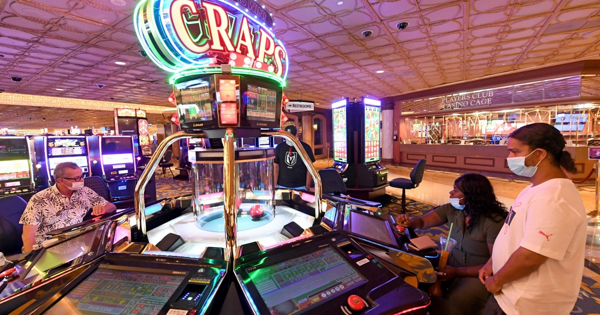 Desire A Thriving Enterprise Give Attention To Online Gambling